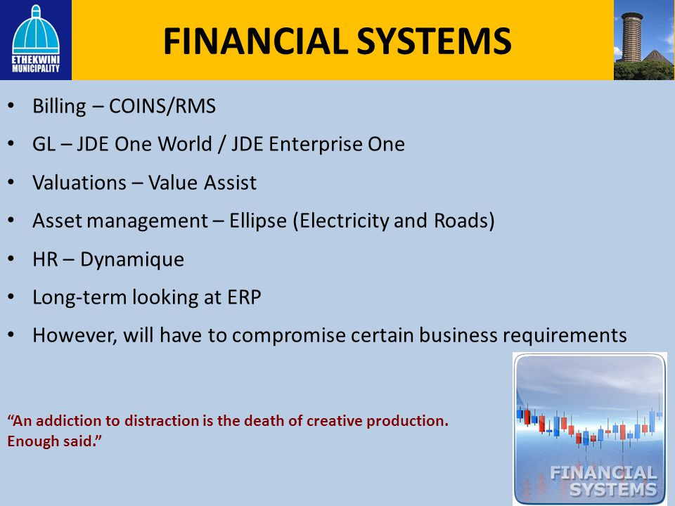 FINANCIAL SYSTEMS Billing – COINS/RMS