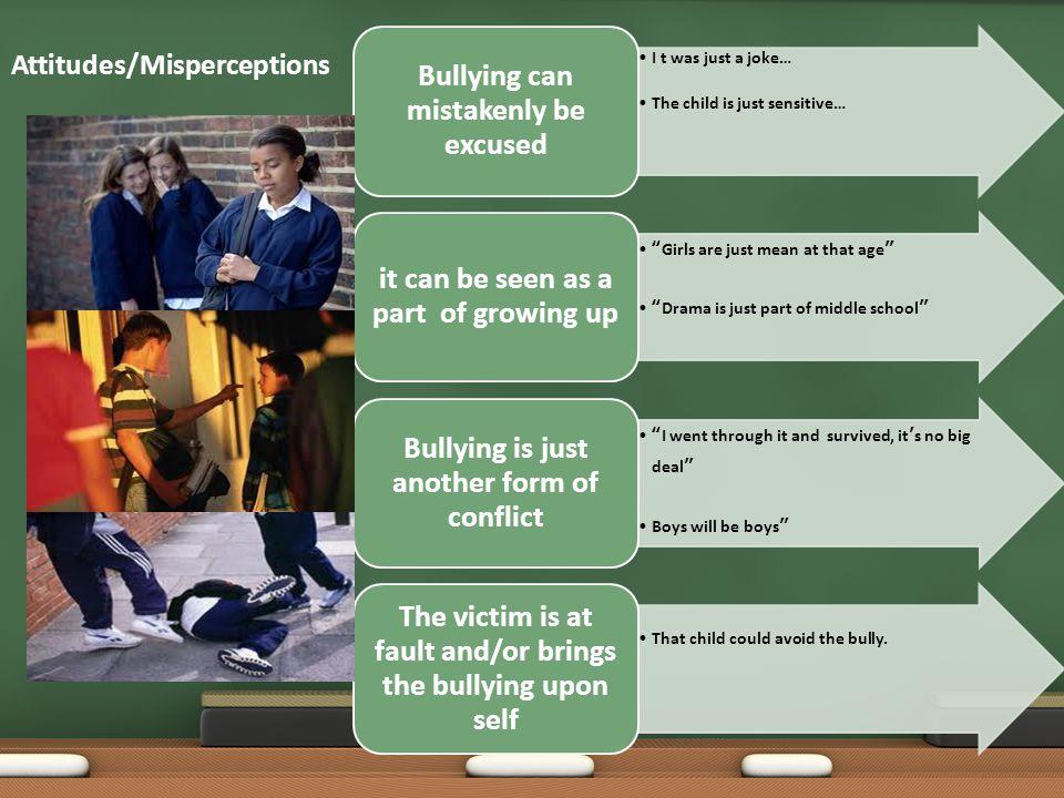 Attitudes/Misperceptions