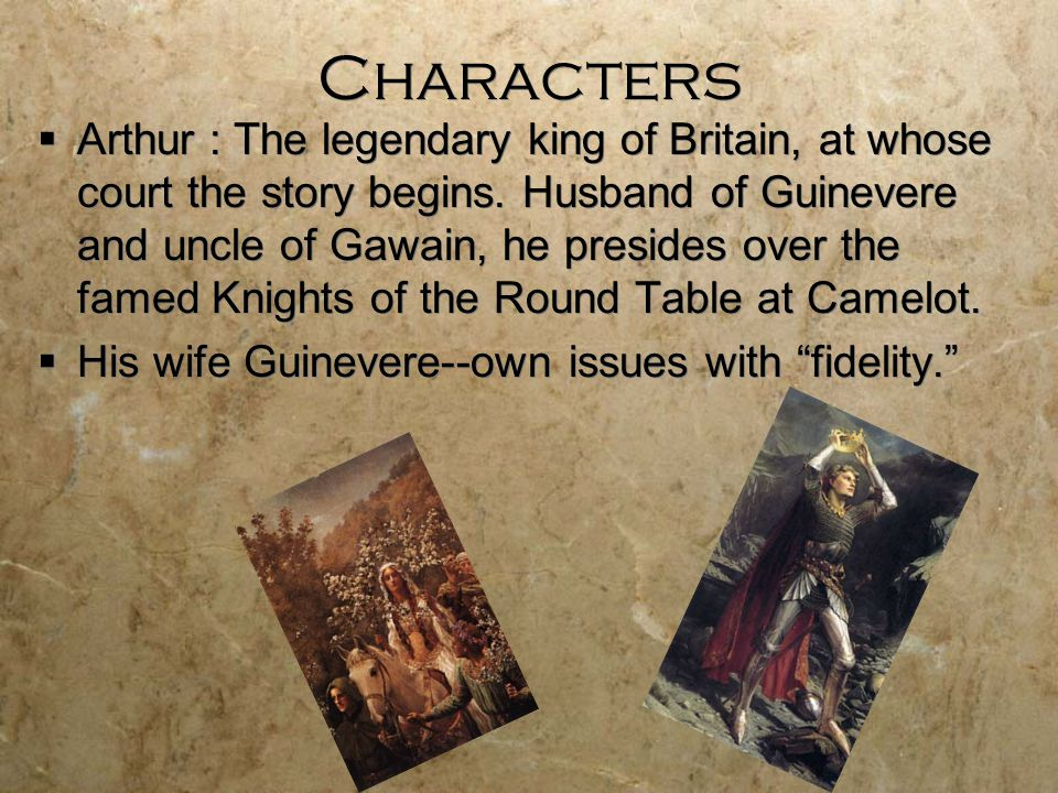 A 12th century epic romance ppt video online download for 12 knights of the round table characters