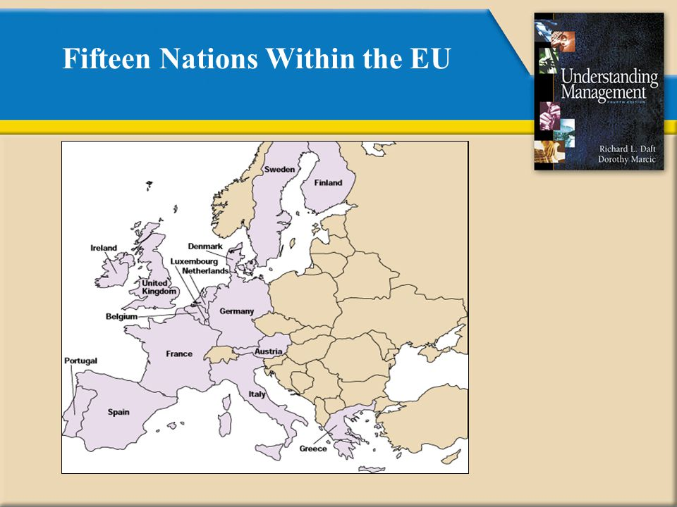Fifteen Nations Within the EU
