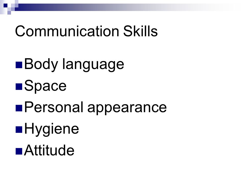 personal communication skills Describe the main employability, personal and communication skills required when applying for a specific job role.