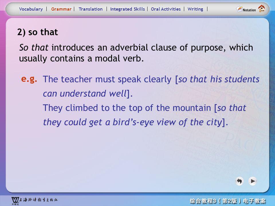 Consolidation Activities- Grammar2.1