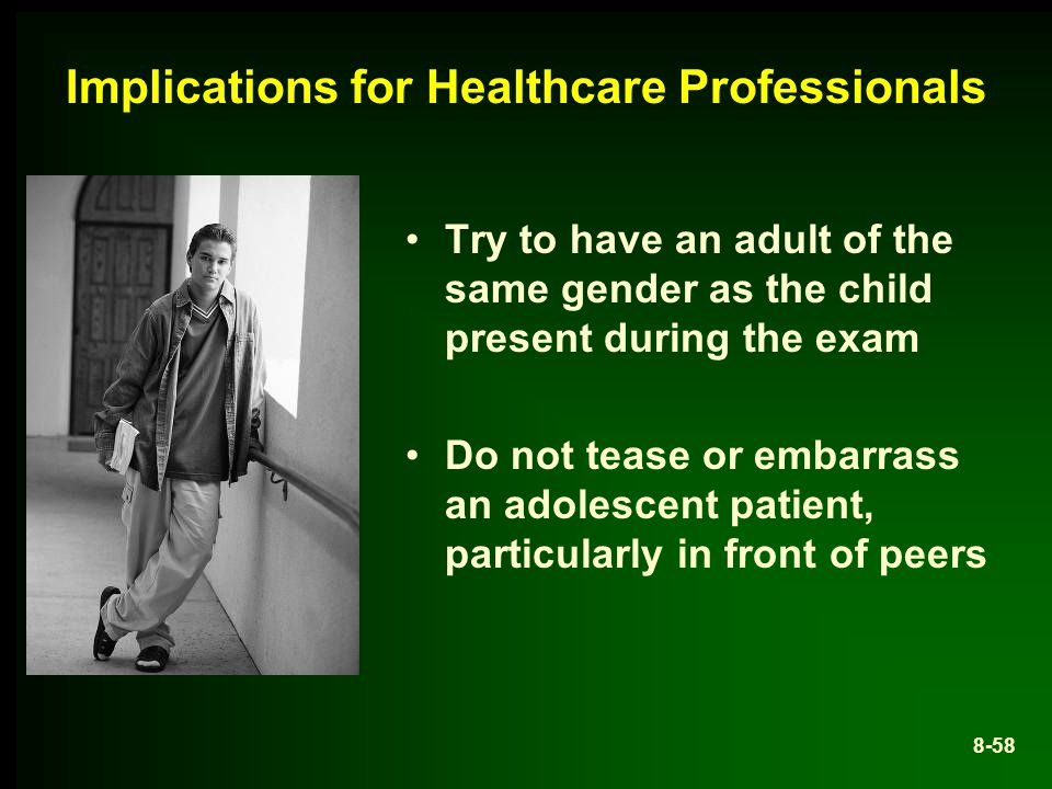 Implications for Healthcare Professionals