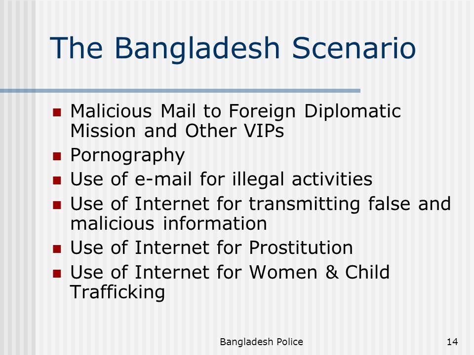 The Bangladesh Scenario