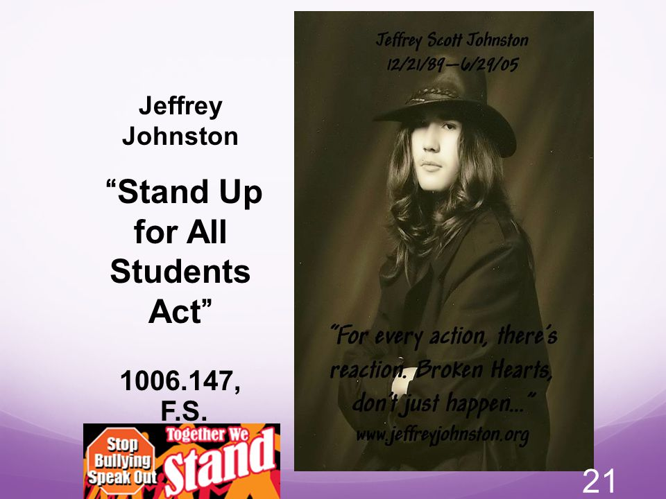 Stand Up for All Students Act