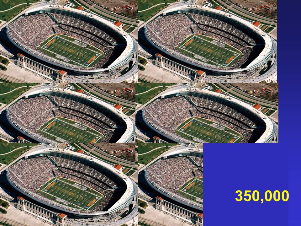 One Soldier Field Unit 350,000