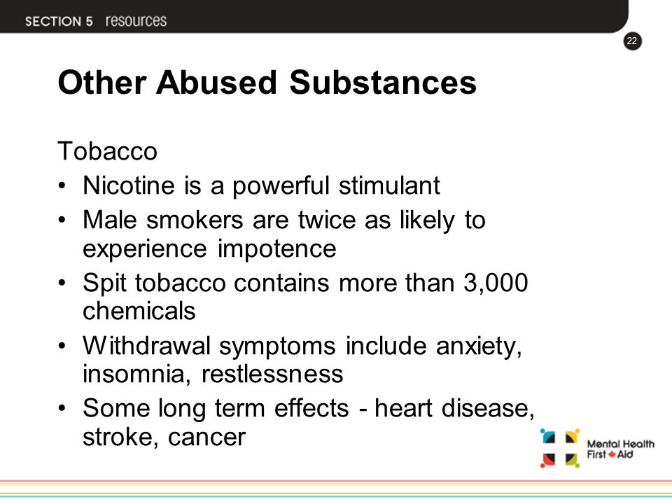 Other Abused Substances