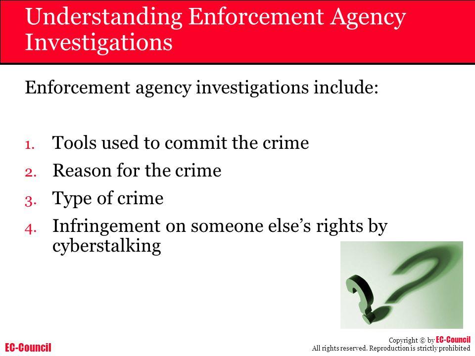 Understanding Enforcement Agency Investigations