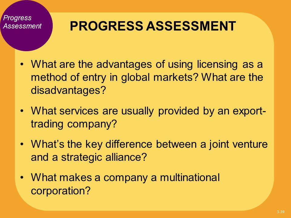 PROGRESS ASSESSMENT Progress Assessment.