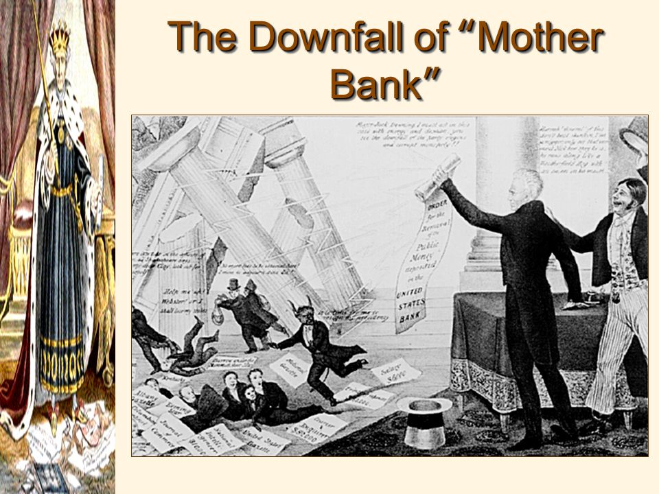 The Downfall of Mother Bank