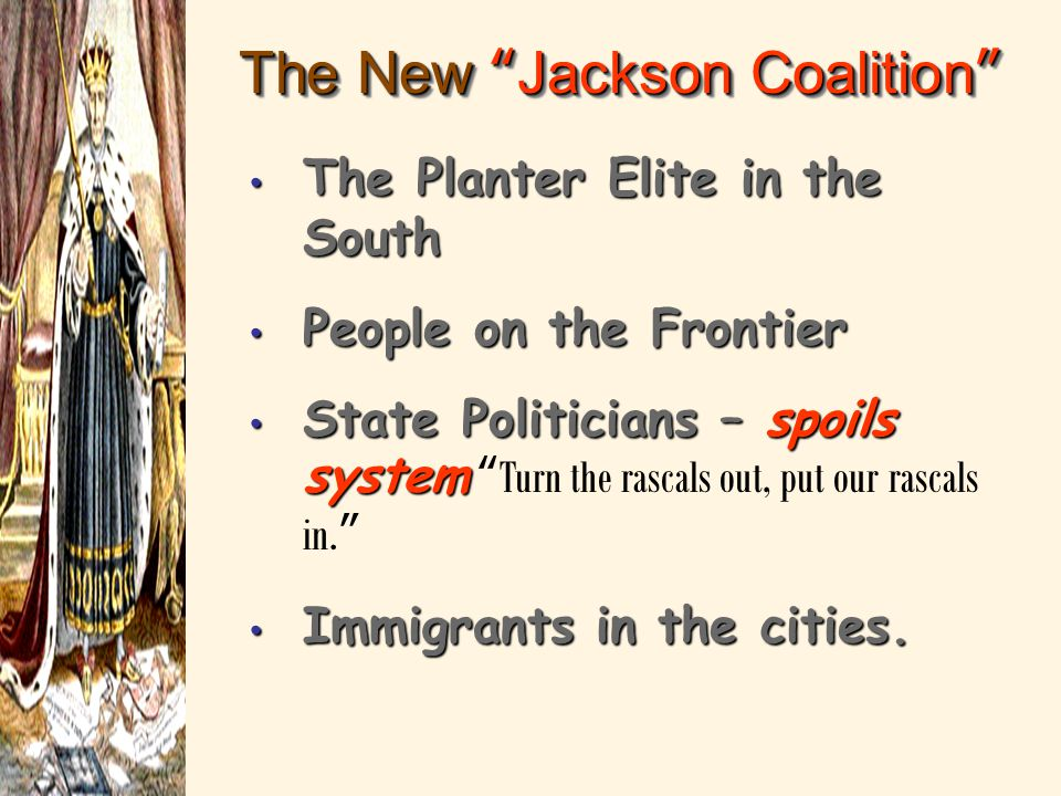 The New Jackson Coalition