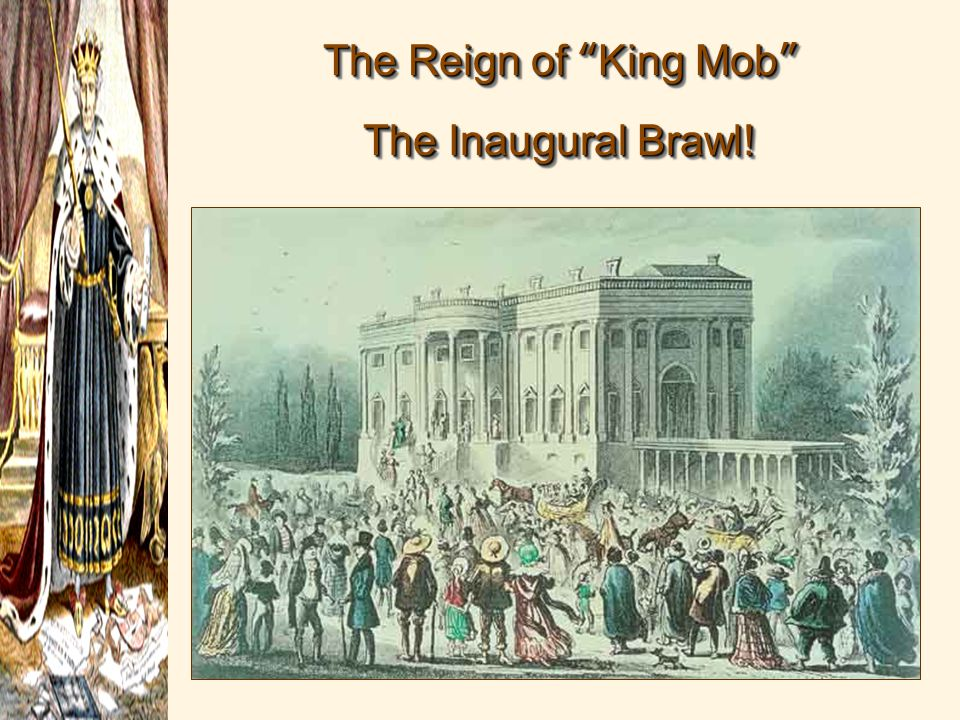 The Reign of King Mob The Inaugural Brawl!