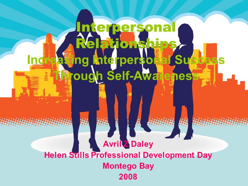 Helen Stills Professional Development Day