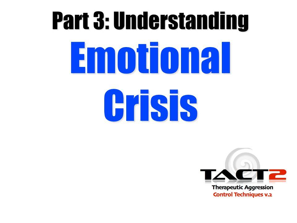 Part 3: Understanding Emotional Crisis