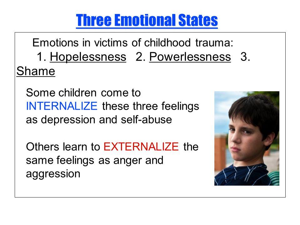 Three Emotional States