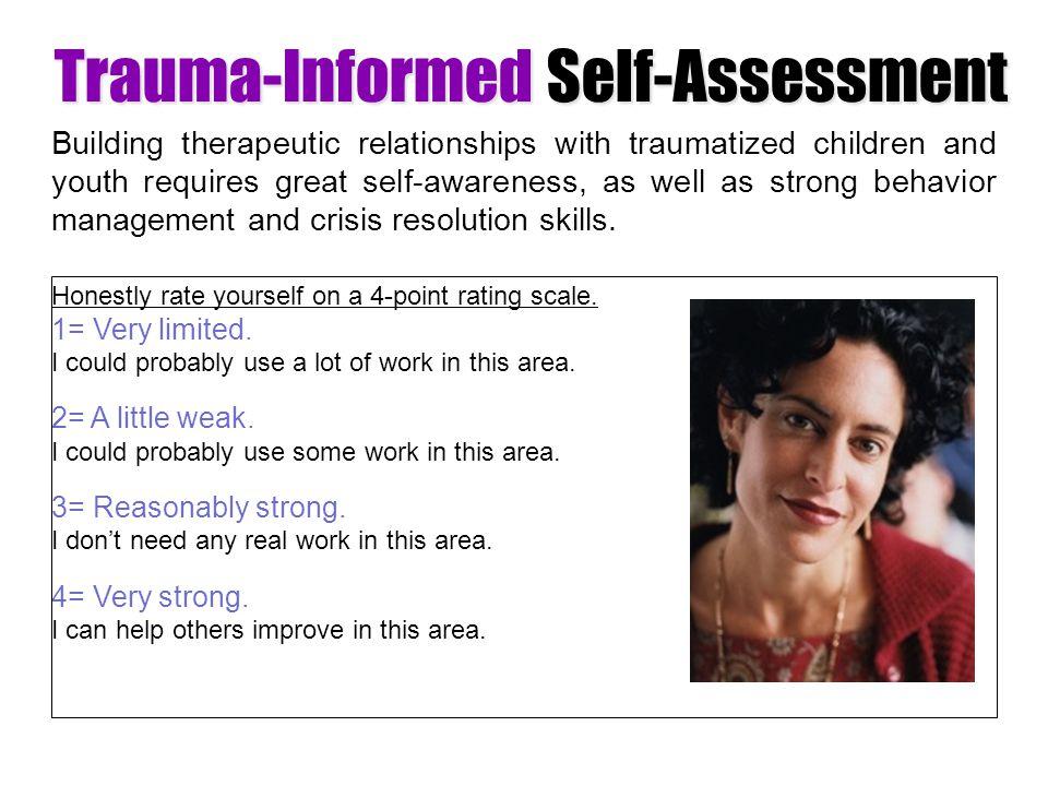 Trauma-Informed Self-Assessment