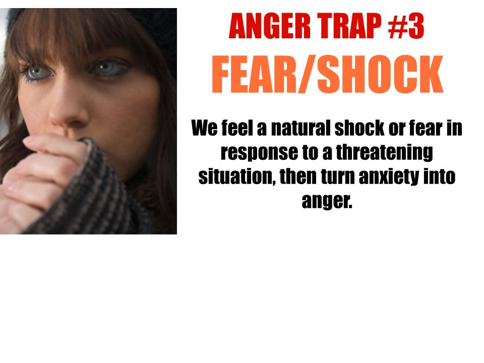 FEAR/SHOCK ANGER TRAP #3