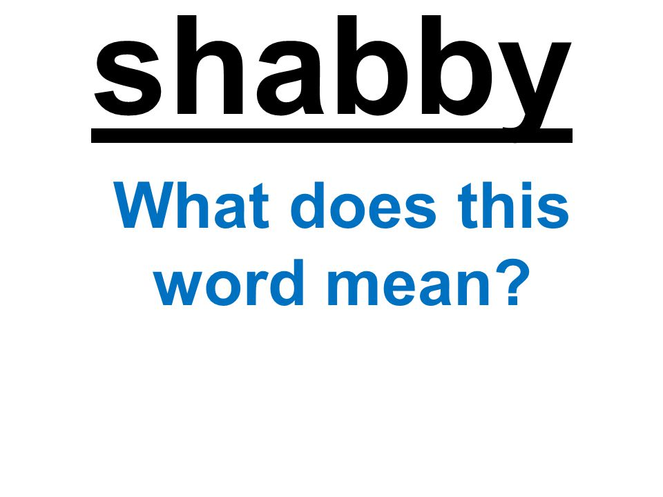 What does this word mean
