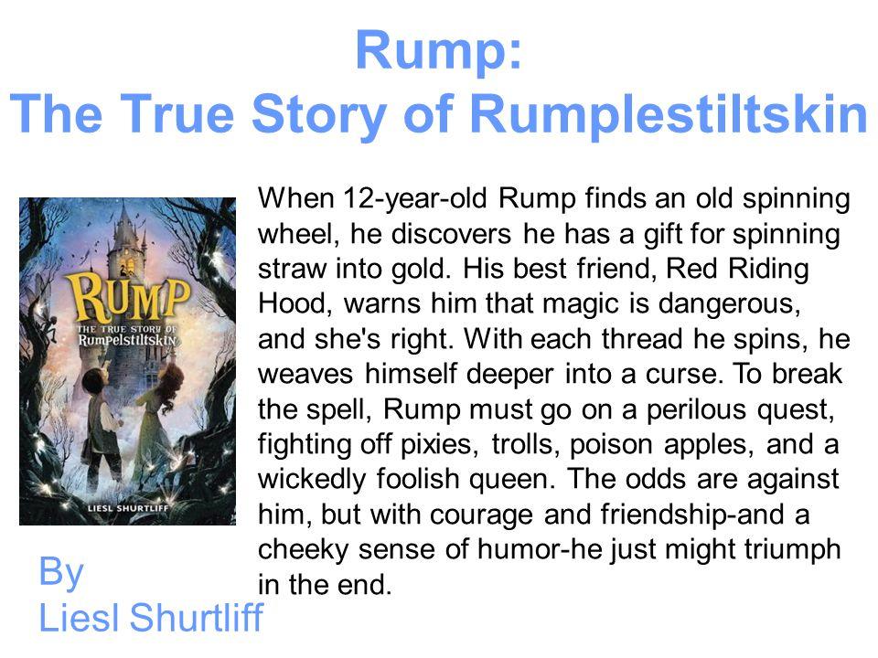 Rump: The True Story of Rumplestiltskin