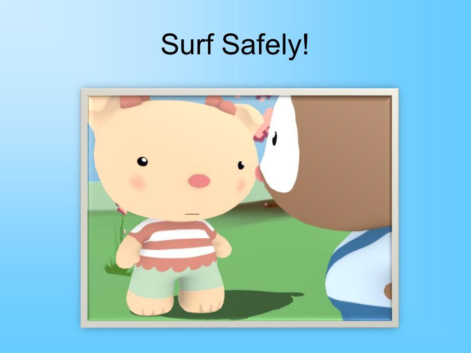 Surf Safely!