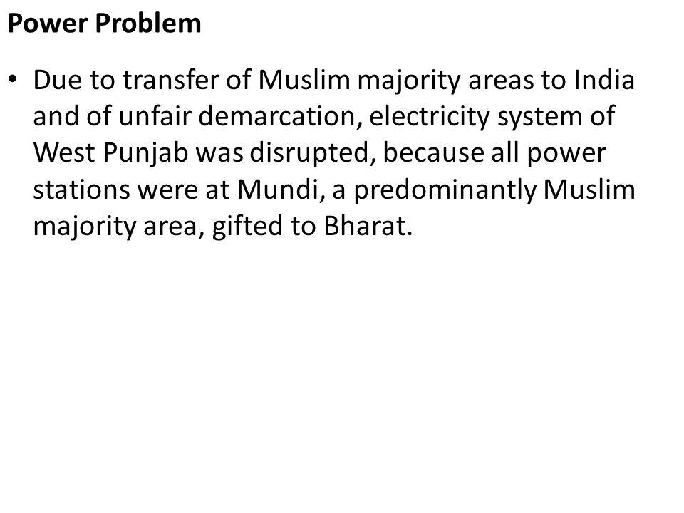 Power Problem