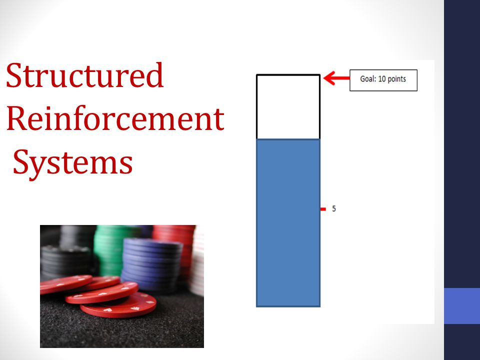 Structured Reinforcement Systems