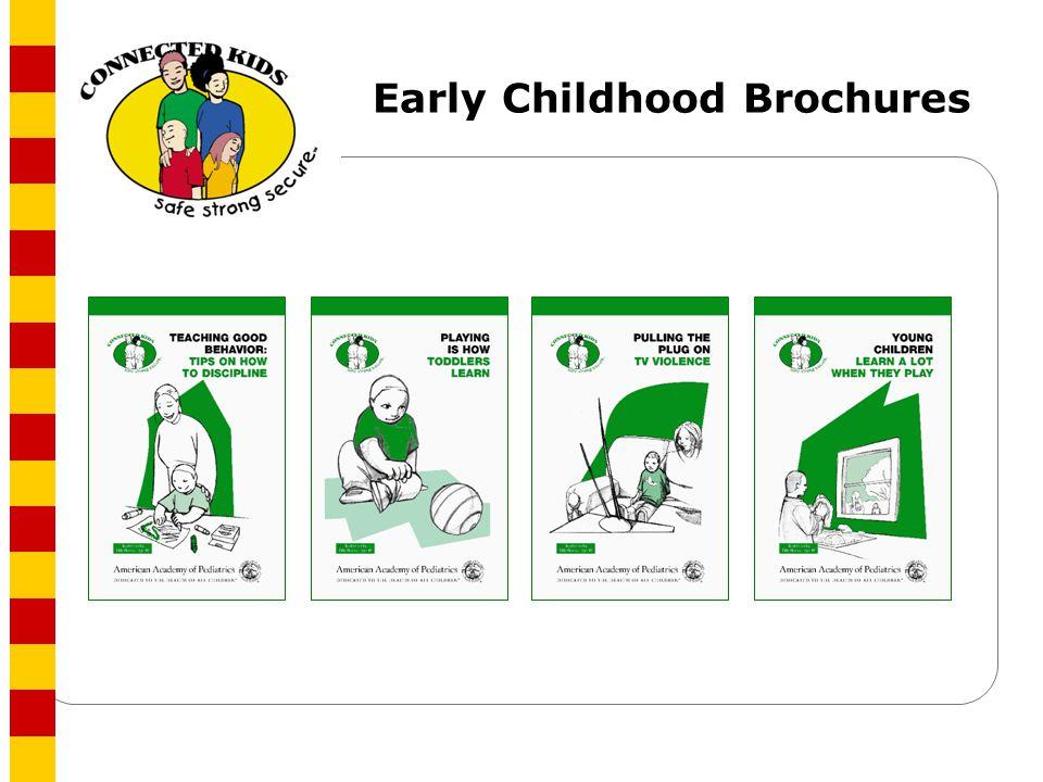 Early Childhood Brochures