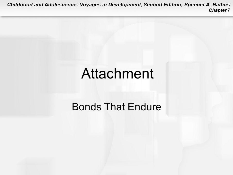Attachment Bonds That Endure
