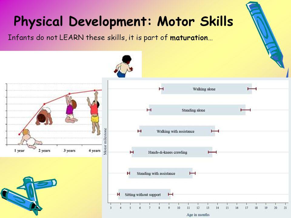 Physical Development: Motor Skills