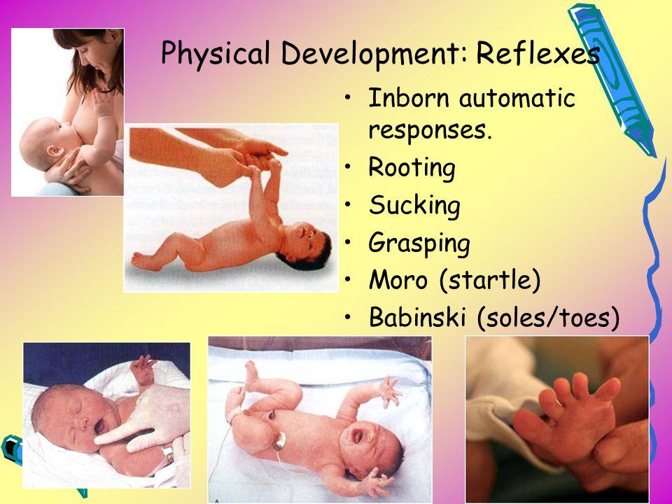 Physical Development: Reflexes
