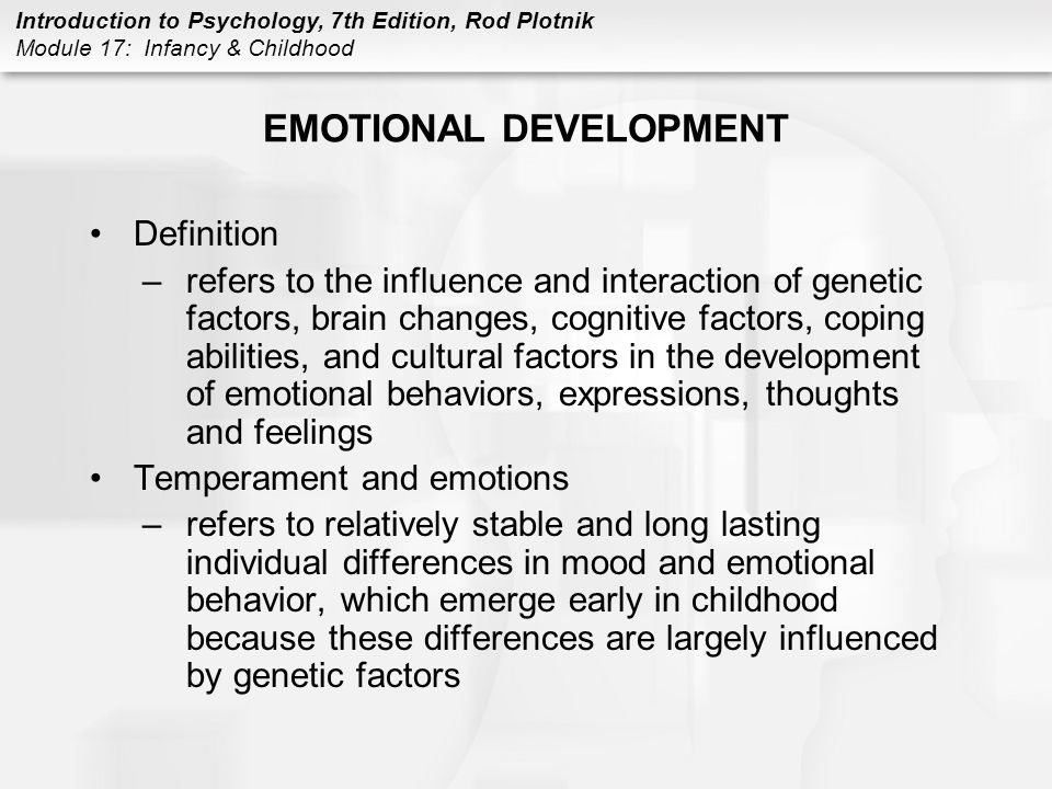 time sample emotional development Reviews extant measures of early childhood social and emotional development and even how to sample items of a longer measure over time for use in longitudinal.