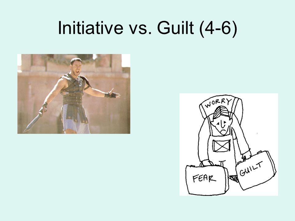 Initiative vs. Guilt (4-6)
