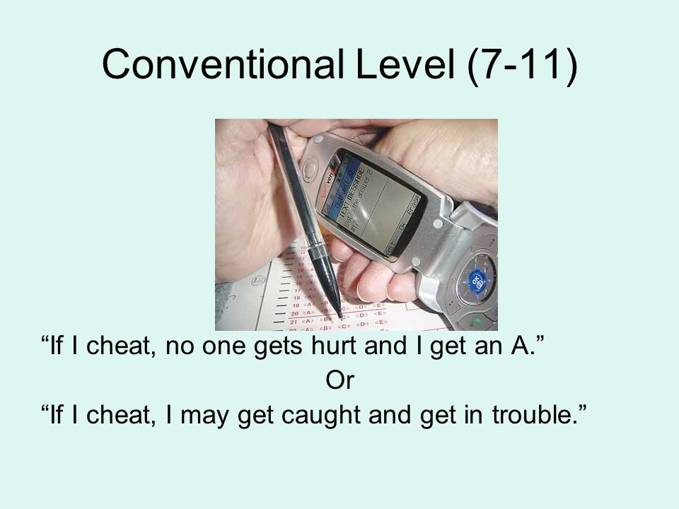 Conventional Level (7-11)