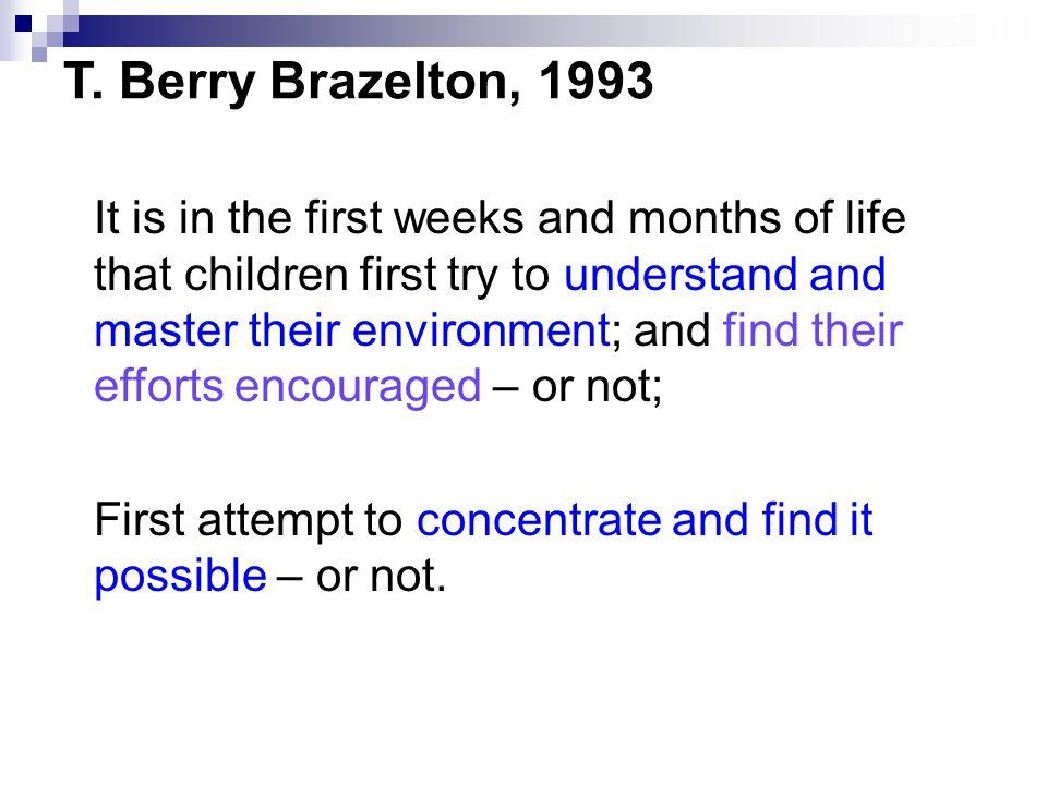 T. Berry Brazelton, 1993