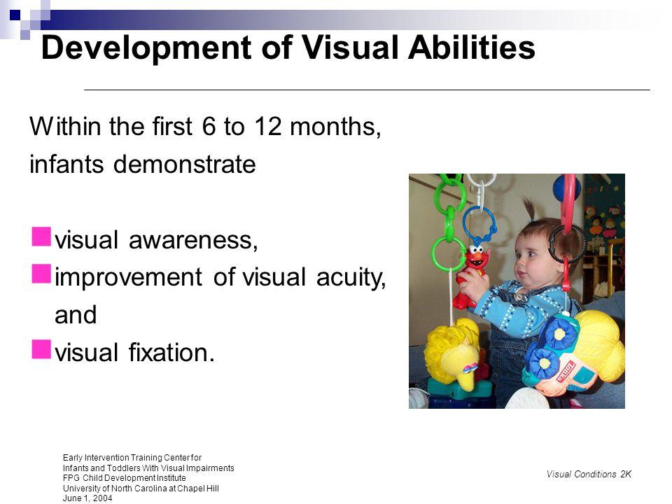 Development of Visual Abilities