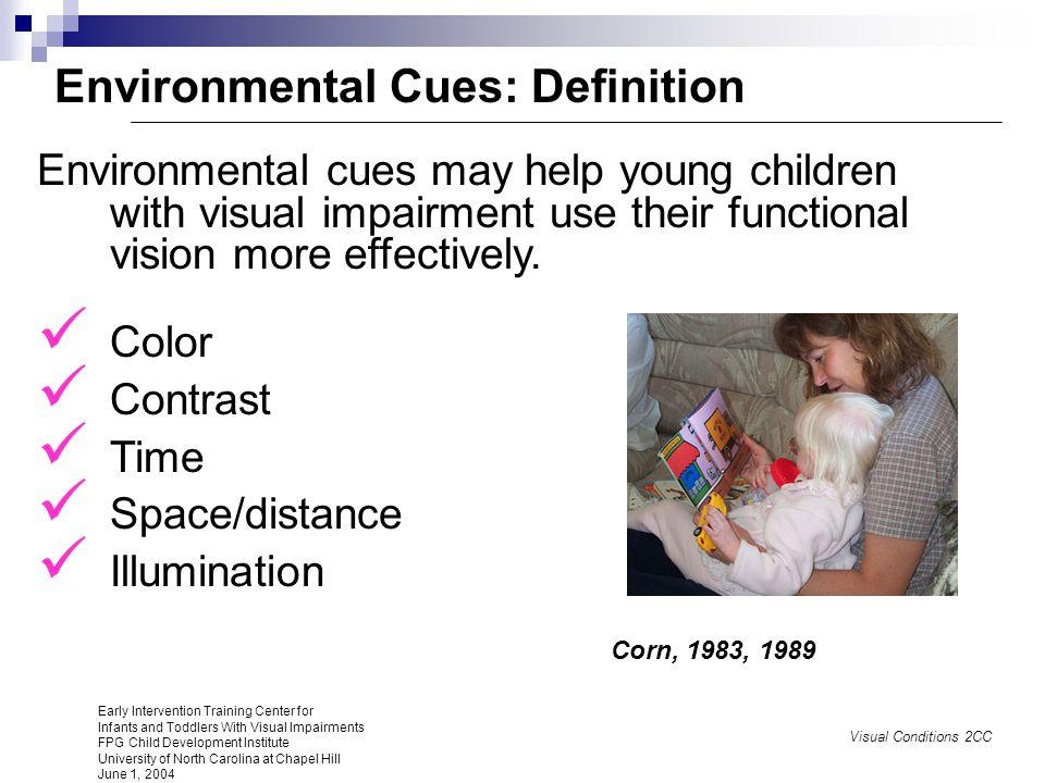 Environmental Cues: Definition