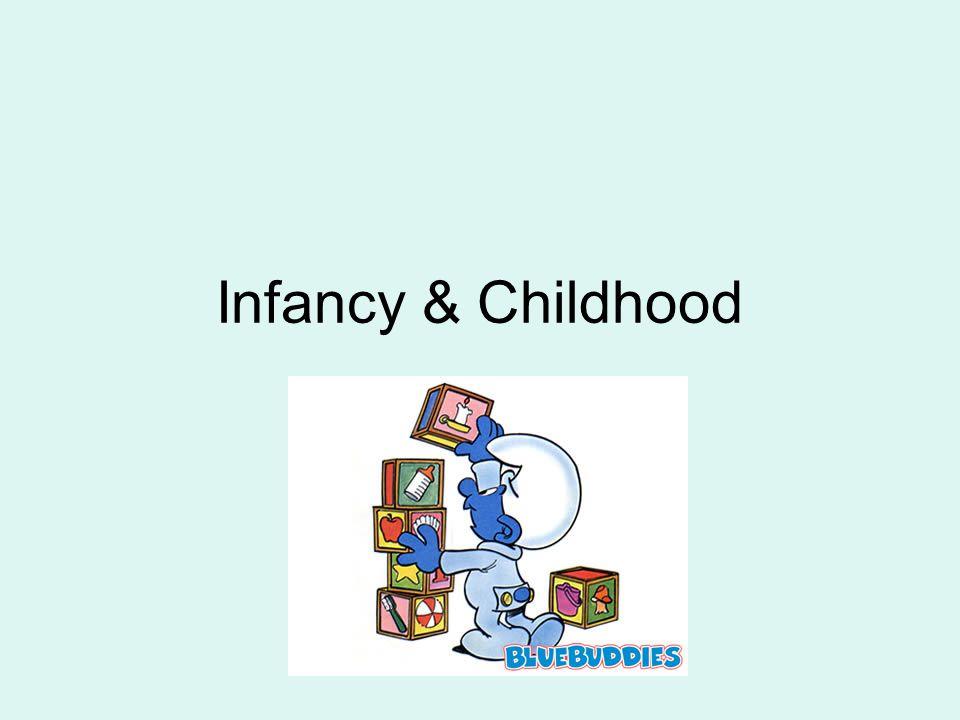 Infancy & Childhood