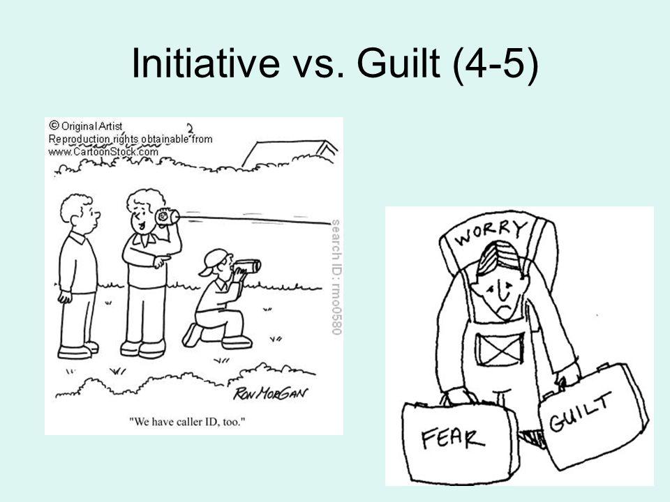 Initiative vs. Guilt (4-5)