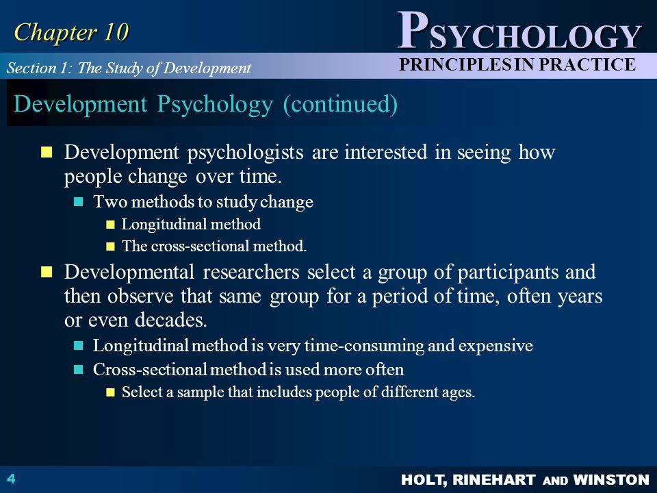 Development Psychology (continued)