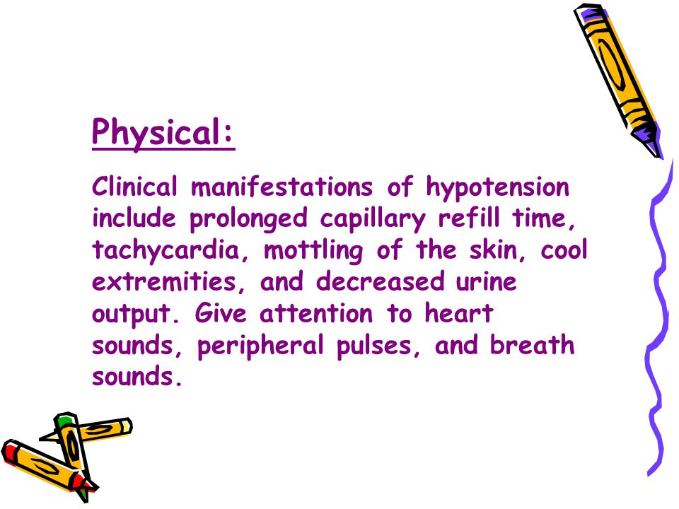 Physical: