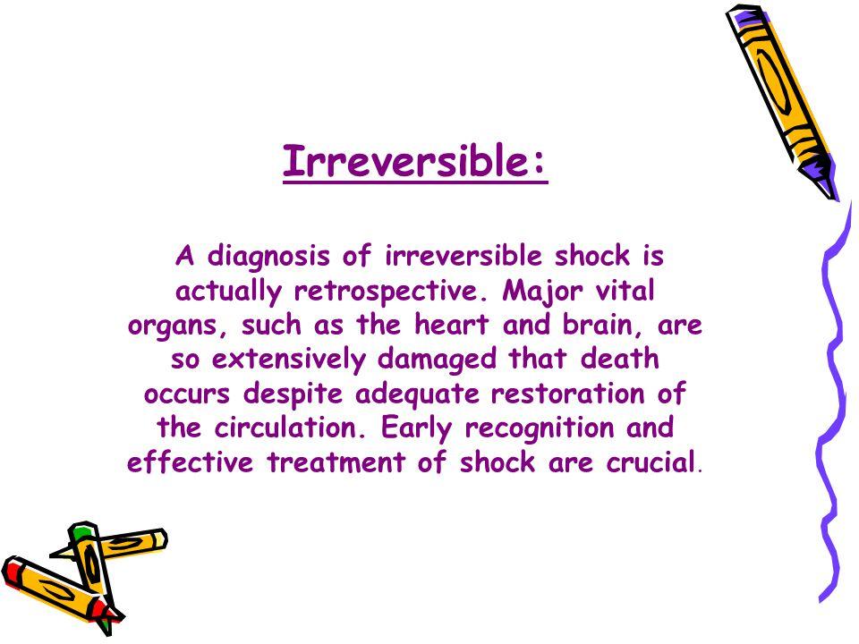 Irreversible: