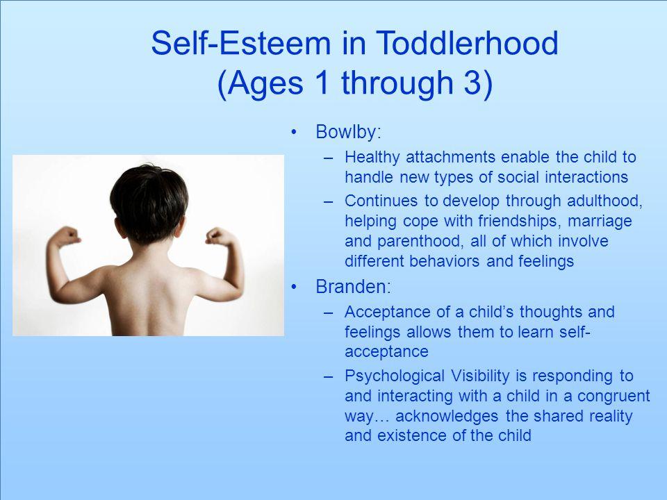 Self-Esteem in Toddlerhood (Ages 1 through 3)