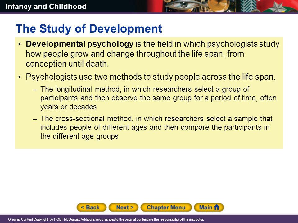 The Study of Development