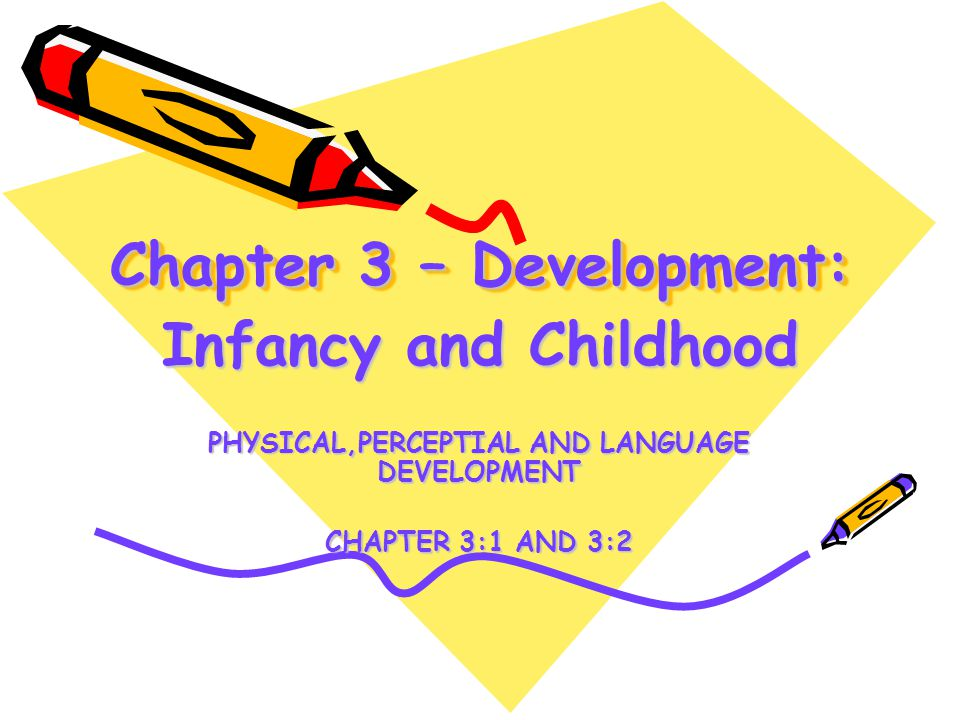 Chapter 3 – Development: