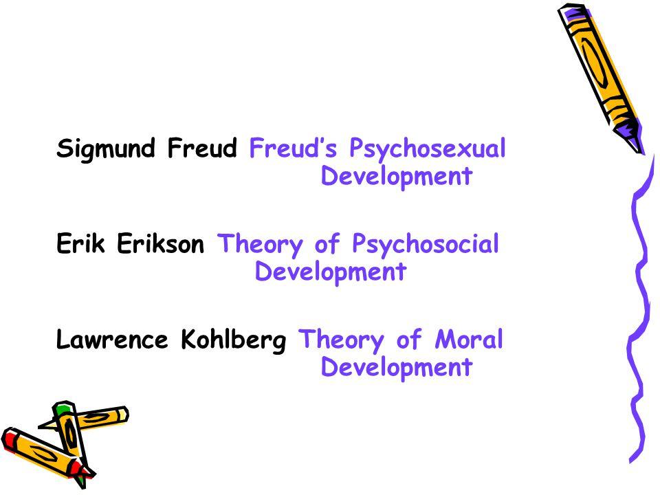Sigmund Freud Freud's Psychosexual Development