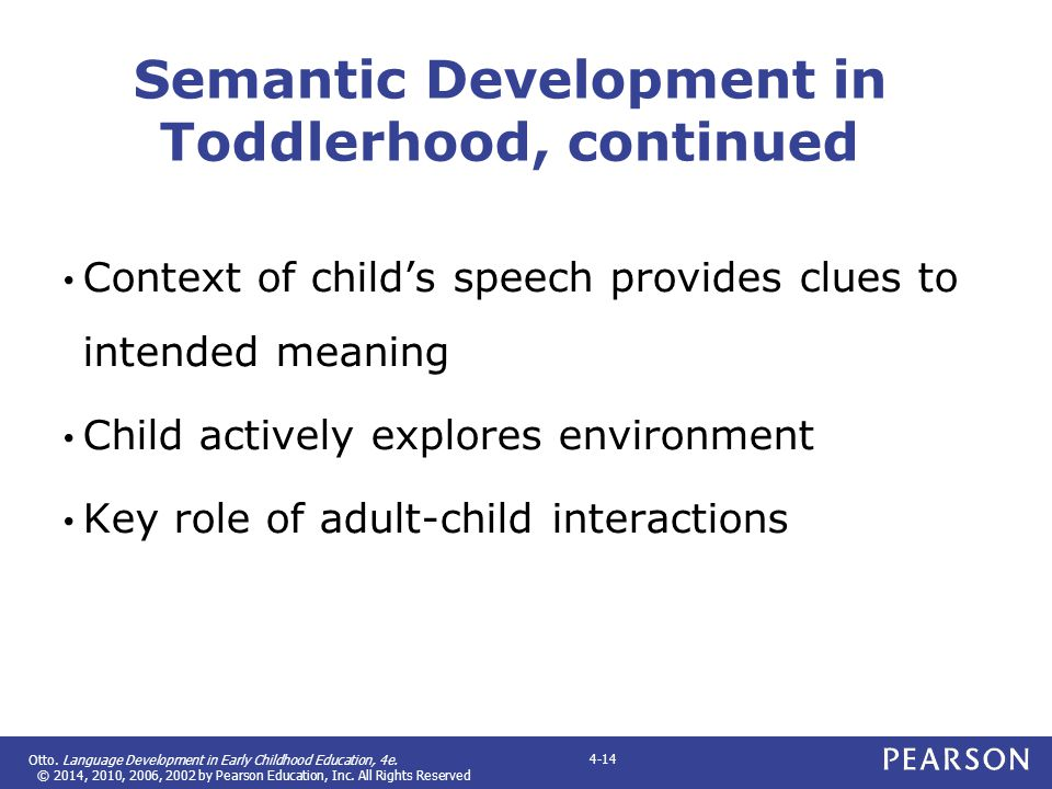 development in toddlerhood The first three years of life are a period of incredible growth in all areas of a baby's development learn how the earliest relationships with caregivers can promote healthy brain development, how young children build social and emotional skills, and ways you can support language and literacy development starting from birth.