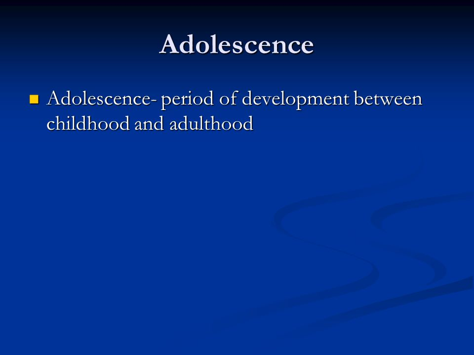 development of personality from adolescence to adulthood Chapter 11: adolescence and emerging adulthood: personality and sociocultural development learning objectives practice test flashcards.