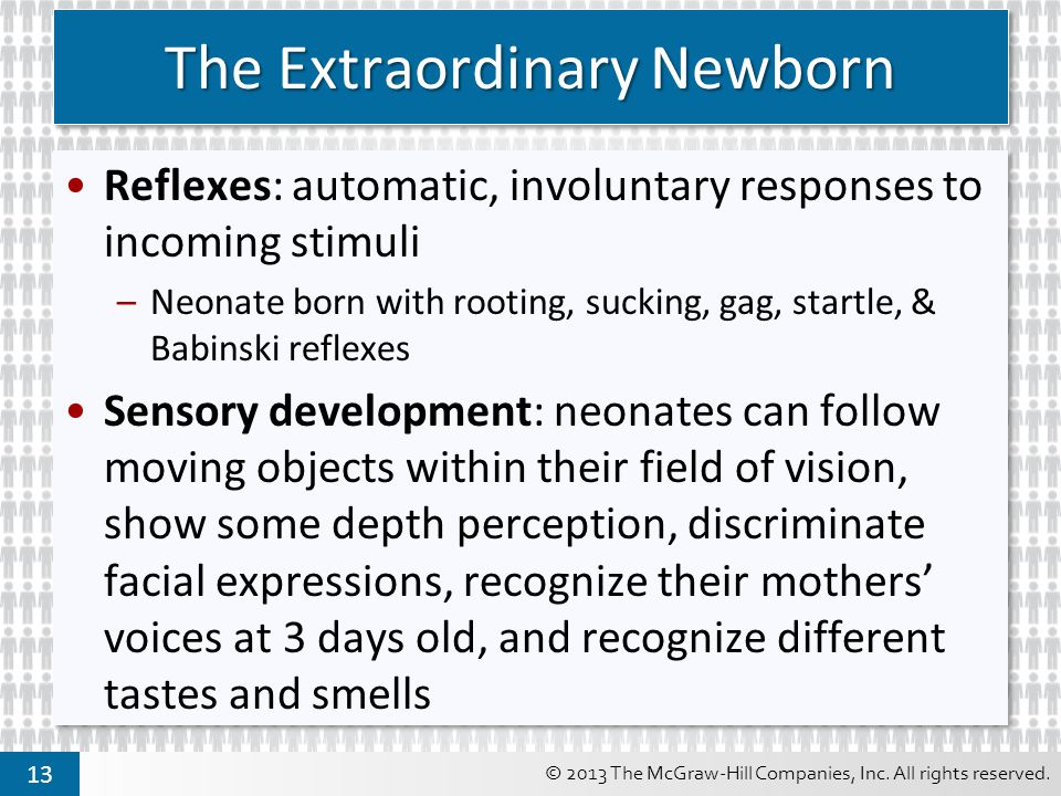 The Extraordinary Newborn