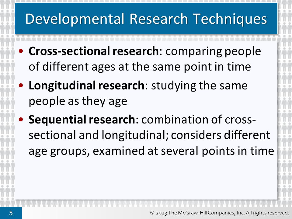 Developmental Research Techniques
