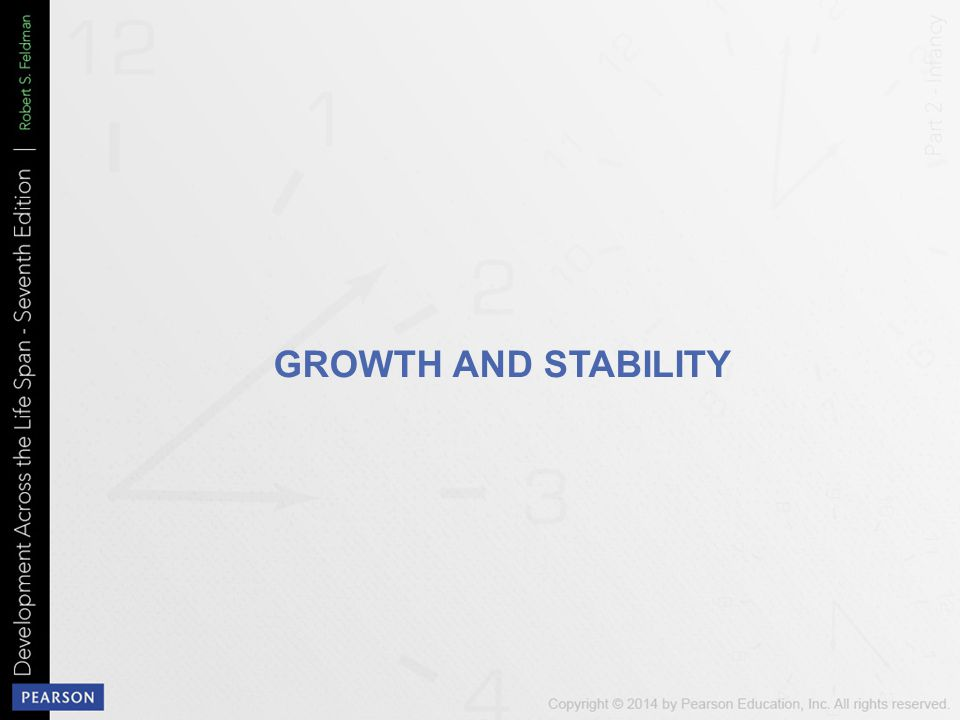 GROWTH AND STABILITY